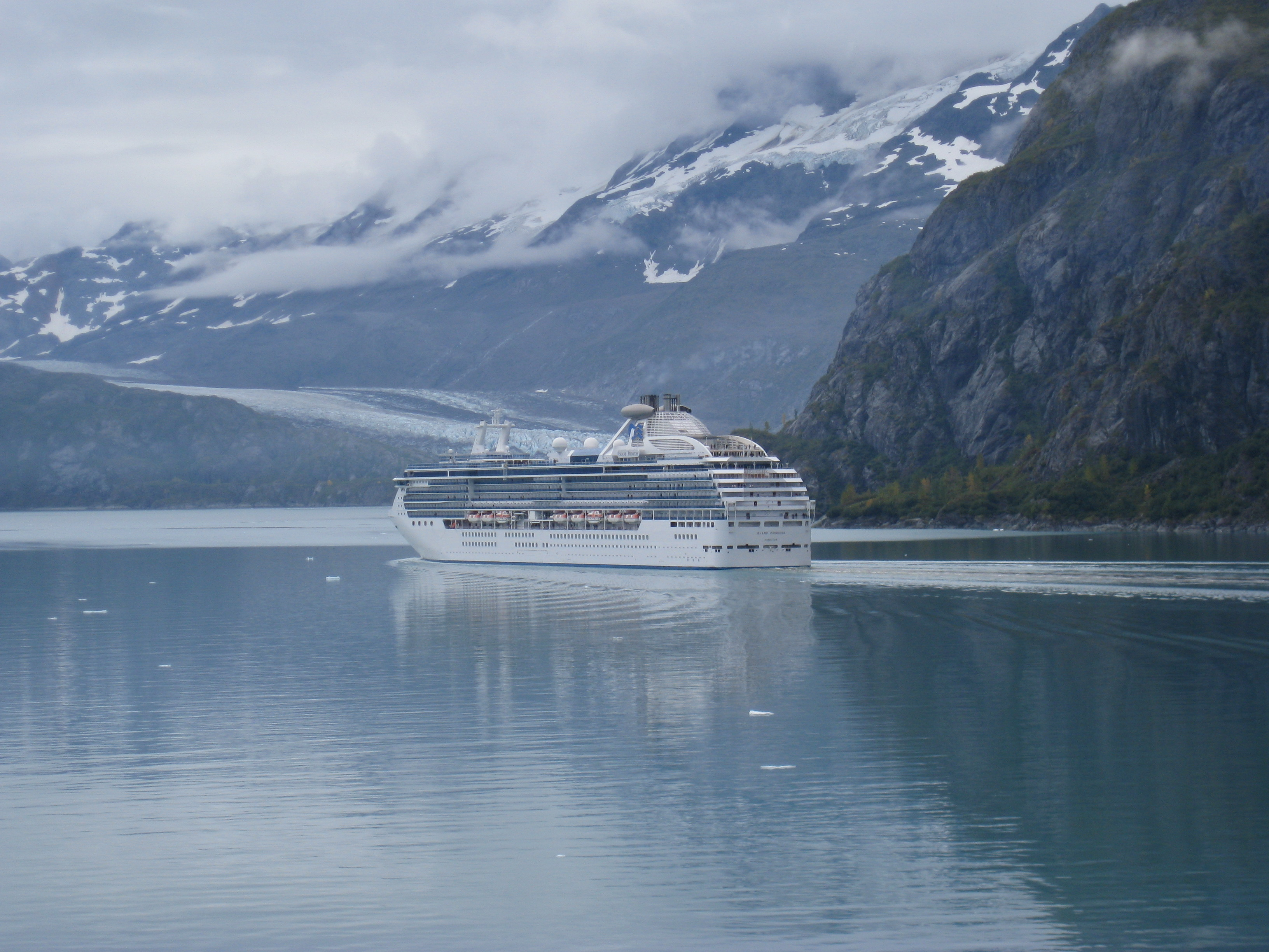 Cruising the Inside Passage to Alaska
