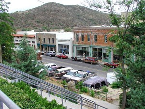 Ghost Town of Jerome, AZ