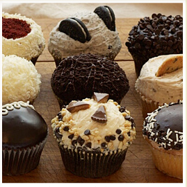 Best Cupcakes in Los Angeles