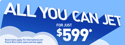 JetBlue in the news with a Fabulous Deal