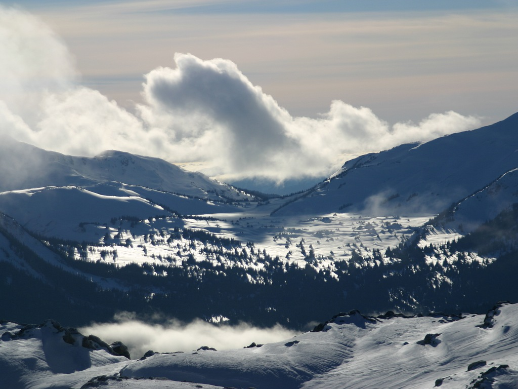 Whistler Mountain, British Columbia